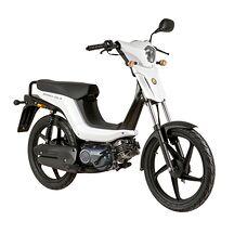 Rieju Bye Bike 25km/h Vit