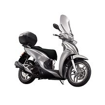 Kymco People S 200i ABS Silver