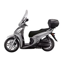 Kymco People S 50i silver