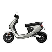 NIU MQi+ Sport 45 km/h Standard Range Silver