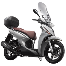 Kymco People S 150 ABS Silver