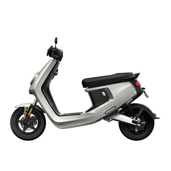 NIU NIU MQi+ Sport 45 km/h Standard Range Silver