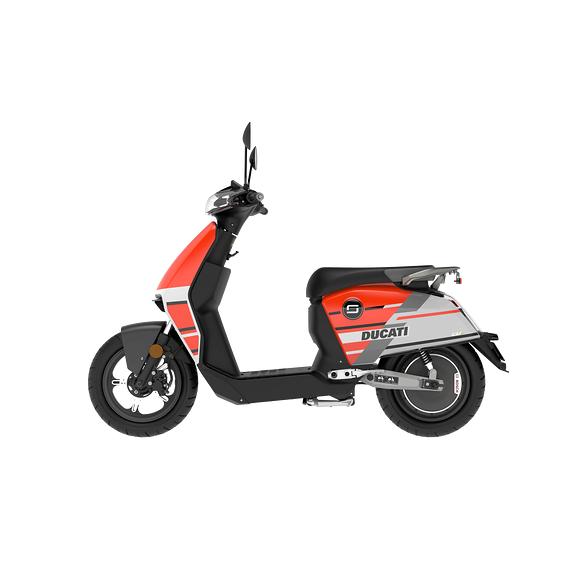 SUPER SOCO SUPER SOCO CUX Ducati