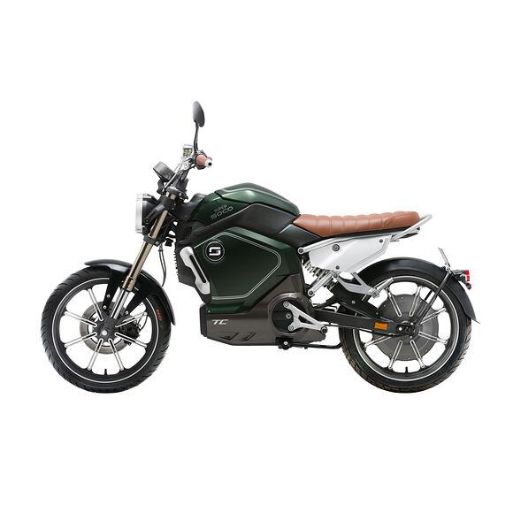 SUPER SOCO SUPER SOCO TC - British Green